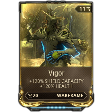Mod | Vigor: Maxed - In-Game Items - Gameflip
