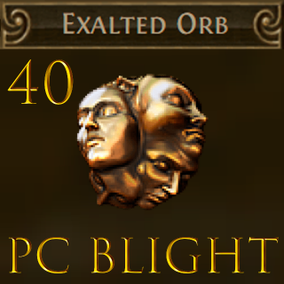 Exalted Orb | 40x