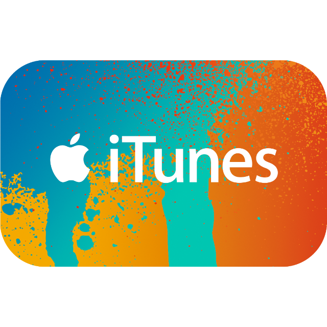100$ US Itunes Gift Card(email delivery)