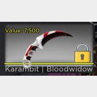 Weapon   CBRO Karambit BW