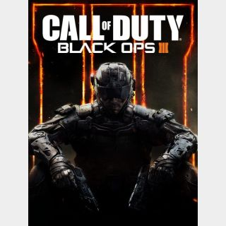 Call of Duty: Black Ops III Zombies Deluxe Xbox live Key US