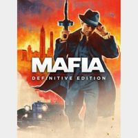 Mafia: Definitive Edition Xbox One US Key