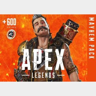 Apex: Legends - Mayhem Pack