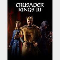 Crusader Kings III 3 (PC) Steam Global Key