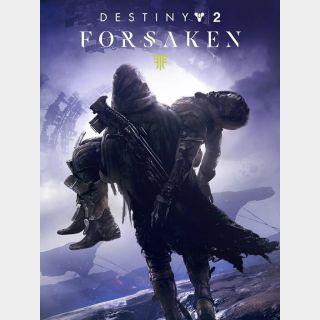 Destiny 2: Forsaken Steam Key Global