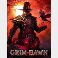 Grim Dawn Steam Global Key