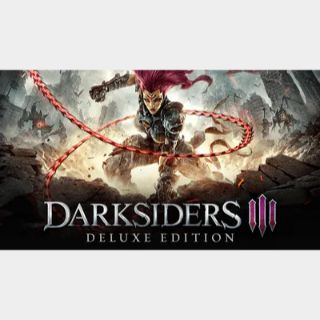 Darksiders 3 III Deluxe Edition / Auto Delivery
