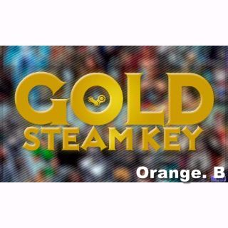 19 Gold Steam Games (total Value of $198.90)