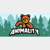 ANIMALITY (With trading cards & achievements) - instant delivery