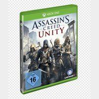 Assassin's Creed Unity Xbox One key