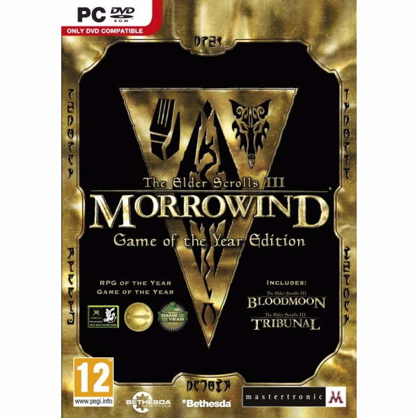 the elder scrolls iii morrowind game of the year edition mods