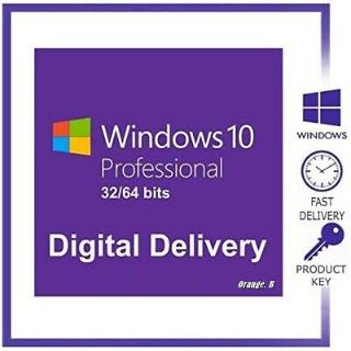 Windows 10 Pro 32/64 bits