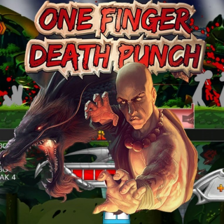 One Finger Death Punch INSTANT