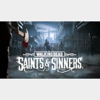 The Walking Dead: Saints & Sinners - Steam Key GLOBAL