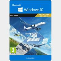 Microsoft Flight Simulator: Premium Deluxe [ONLINE]✔️(Turbo Delivery)✔️]PC-XBOX