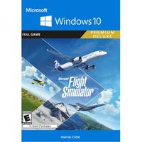 Microsoft Flight Simulator: Premium Deluxe Edition✔️ FULL GAME✔️ [WORLWIDE REEDEM] (SPECIAL PRICE)✔️  NEW YEAR!!