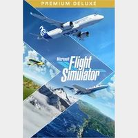 Microsoft Flight Simulator: Premium Deluxe Edition✔️(Turbo Delivery)✔️]PC-XBOX [SPECIAL PRICE!!] FULL GAME!!