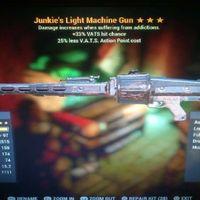 Weapon   J3325 LMG