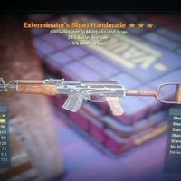 Weapon   Exter 2515 Handmade