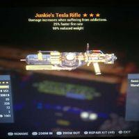 Weapon   J2590 Tesla Rifle