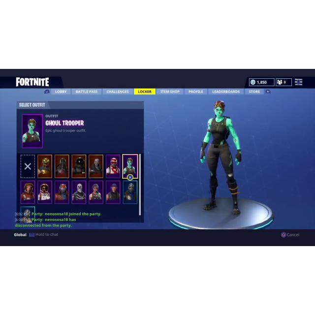 Fortnite Account Shop