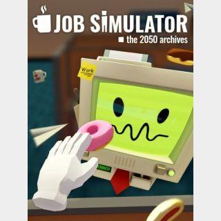 Job Simulator: The 2050 Archives