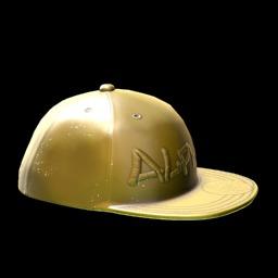 Gold Cap Alpha Cap In Game Items Gameflip