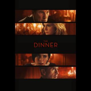 The Dinner VUDU HD