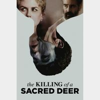 The Killing of a Sacred Deer - UV SD (may redeem HD?)