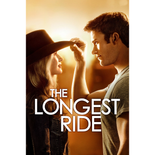 The Longest Ride  - VUDU HD or iTunes via MA