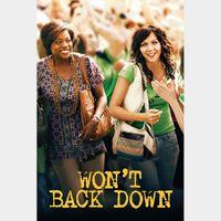 Won't Back Down - Ultraviolet HD