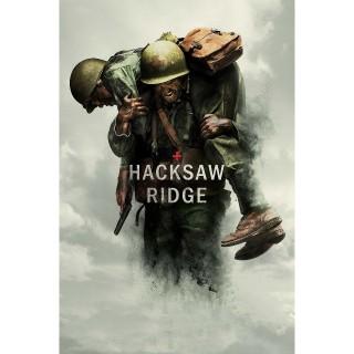 Hacksaw Ridge Ultraviolet HD