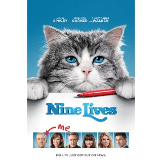 Nine Lives UV HD