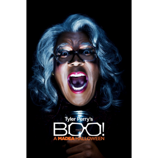 Boo! A Madea Halloween - VUDU HD
