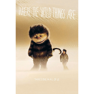 Where the Wild Things Are - Movies Anywhere HD