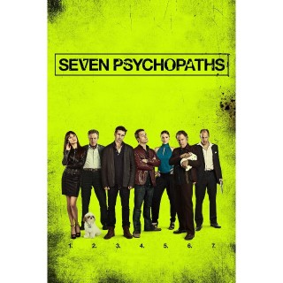 Seven Psychopaths - Ultraviolet SD