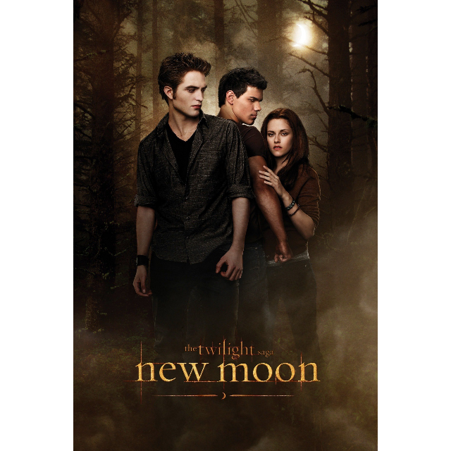 The Twilight Saga: New Moon - Ultraviolet HD - Digital Movies