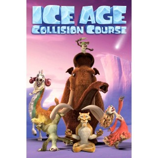 Ice Age: Collision Course UV or iTunes HD