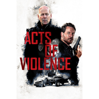 Acts of Violence VUDU HD