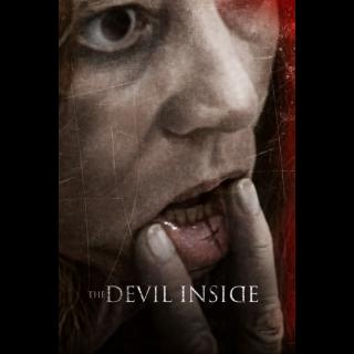 The Devil Inside - UV SD