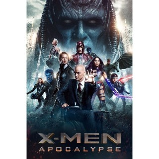X-Men: Apocalypse UV or iTunes HD