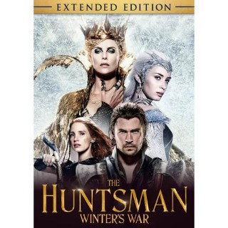 The Huntsman: Winter's War (Extended Edition) UV HD