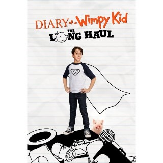 Diary of a Wimpy Kid: The Long Haul - Ultraviolet OR iTunes HD