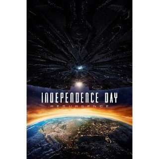 Independence Day: Resurgence Ultraviolet OR iTunes HD