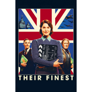 Their Finest VUDU HD