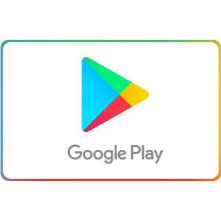 $40 Google Play Gift Card (USA) - Great discount! ( Custom Value Gift Card available also )