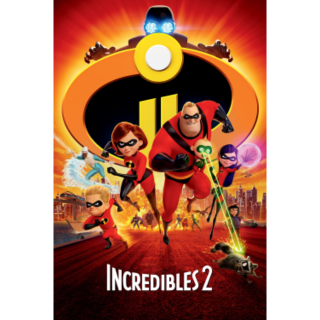 Incredibles 2 4K with DMR