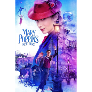 Mary Poppins Returns 4K with DMR