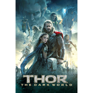 Thor: The Dark World 4K with DMR