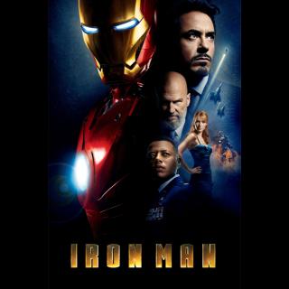 Iron Man 4K with DMR